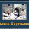 Московские улицы. Видео подборка акварелей. 2013 г.