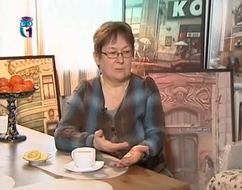 Алёна Дергилёва и Москва. Художник в современной битве за столицу, 14.04.2013