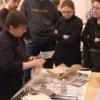 Выставка МАГИЯ ПОРТРЕТА: ЛИЦА (Мастер-класс офорт) 5.03.09