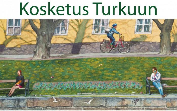 Выставка «Прикосновение к Турку / Kosketus Turkuun» Финляндия, Турку, 30.05-29.06.2014